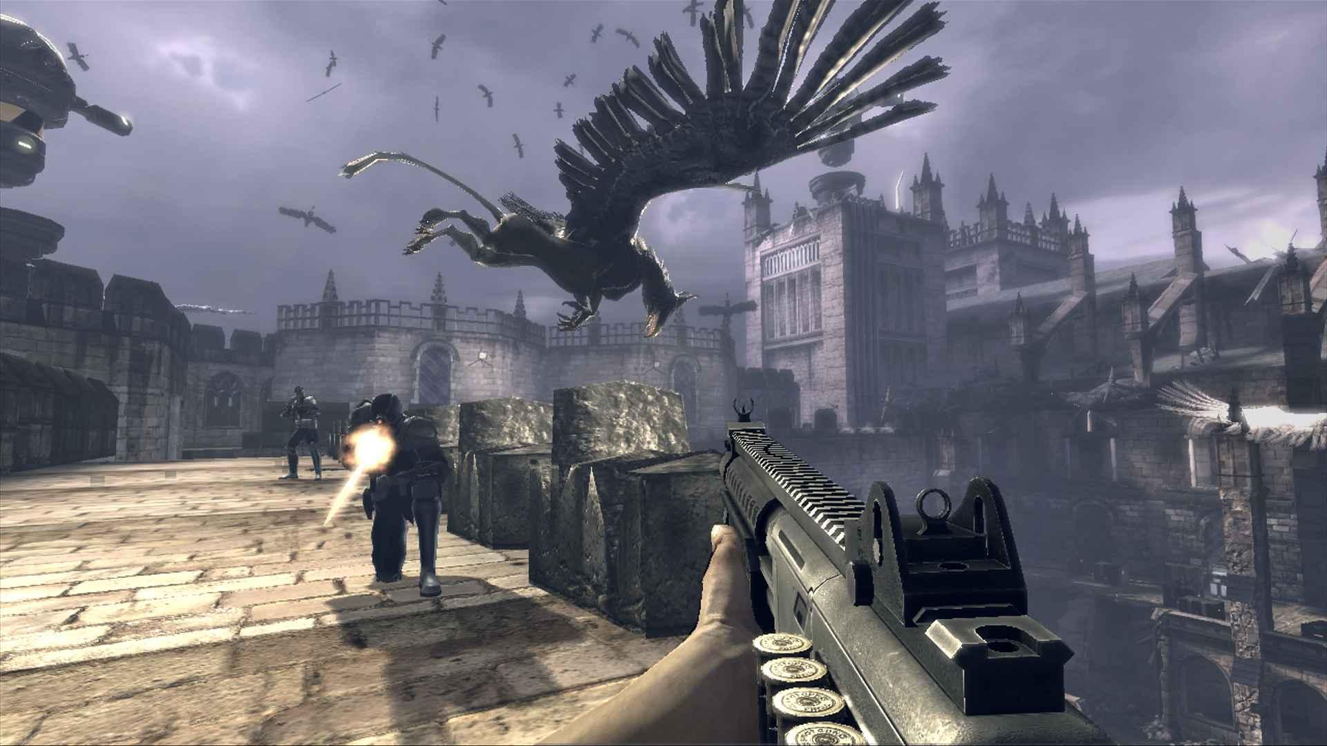 Screenshot af Legendary