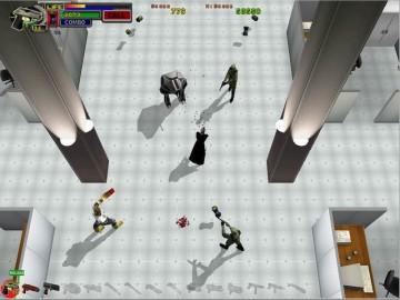 Screenshot af Codename Silver