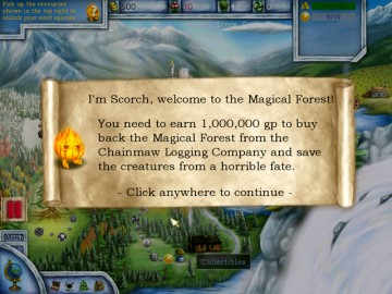 Screenshot af Magical Forest