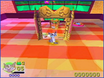 Screenshot af Rat Attack