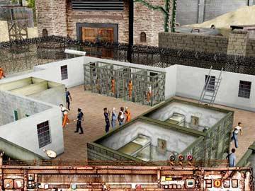 Screenshot af Prison Tycoon 3