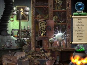 Screenshot af Abra Academy: