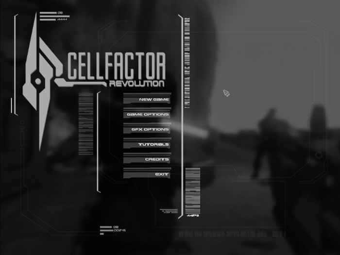 Screenshot af CellFactor: Revolution