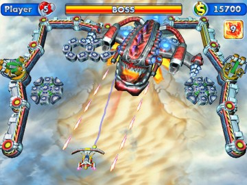 Screenshot af Action Ball 2