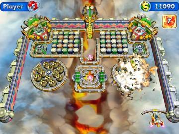Screenshot af Action Ball 2