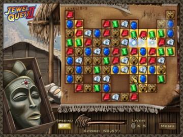 Screenshot af Jewel Quest 2