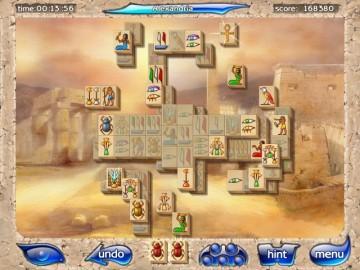 Screenshot af Mahjongg Artifacts