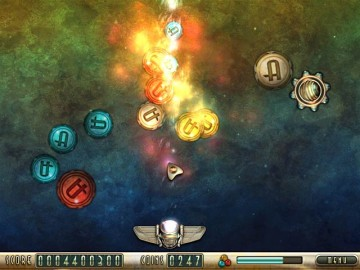 Screenshot af Atlantis Sky Patrol
