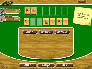 Screenshot af Word Challenge Extreme