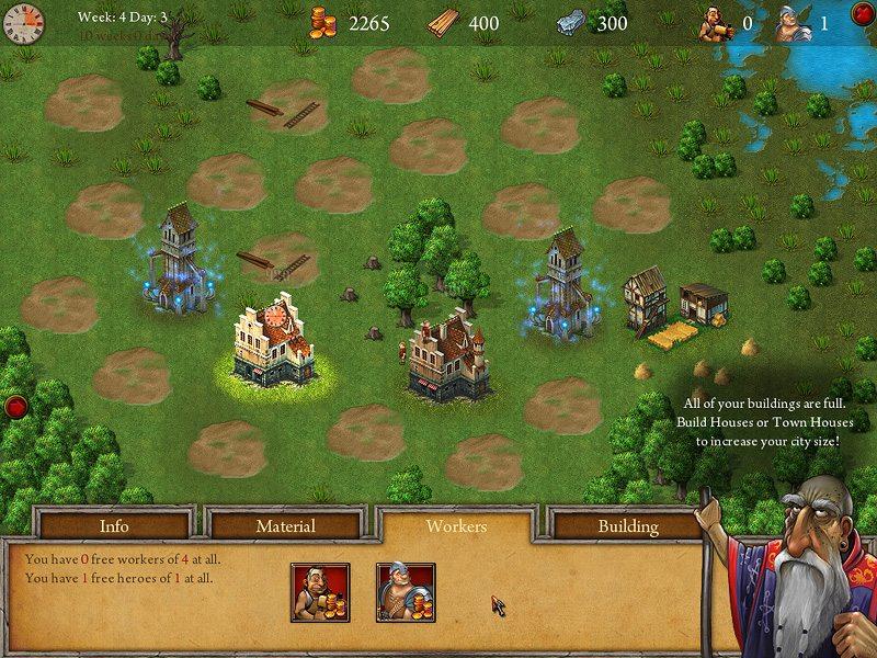 Screenshot af Be a King