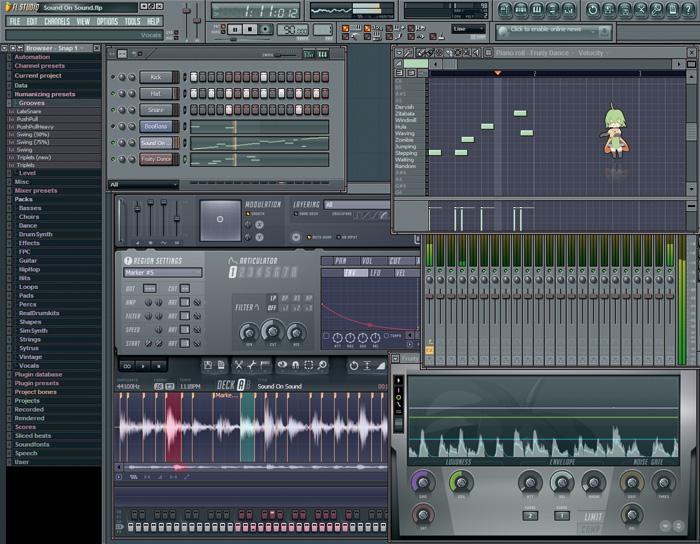 fl studio 8 demo downloads demo software