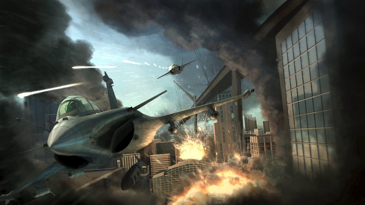 Screenshot af Tom Clancy's HAWX