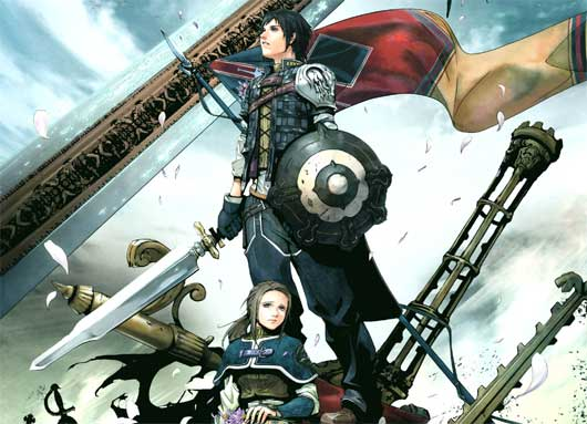 Screenshot af The Last Remnant Trial (North American)