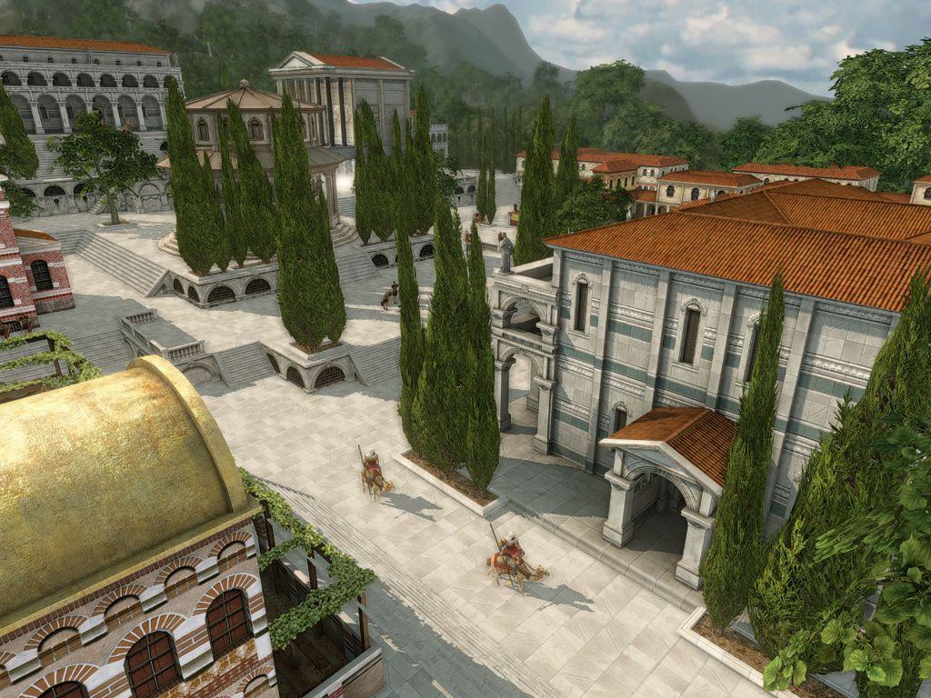 Screenshot af Grand Ages: Rome