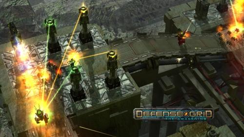 Screenshot af Defense Grid: The Awakening