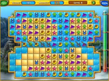Screenshot af Fishdom