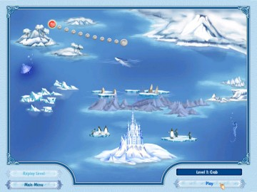 Screenshot af Arctic Quest