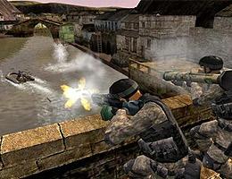 Screenshot af Delta Force: Xtreme 2 Open