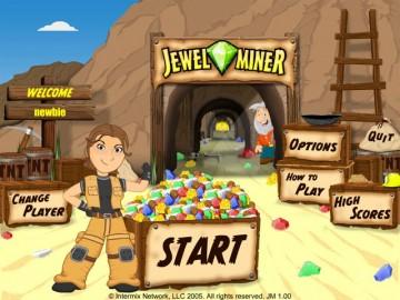 Screenshot af Jewel Miner
