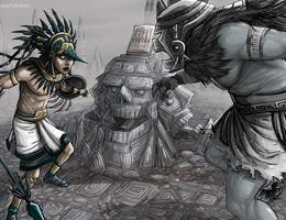 Screenshot af Aztaka