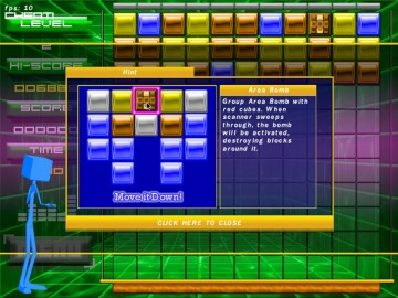 Screenshot af Exocubes