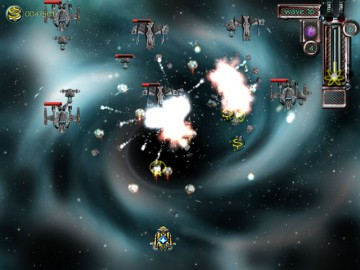 Screenshot af Alien Outbreak 2: Invasion