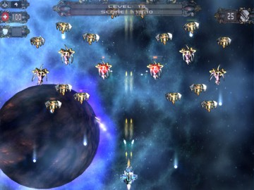 Screenshot af Crusaders Of Space 2