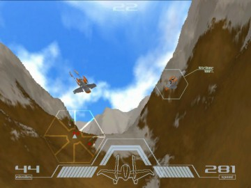 Screenshot af Air Offensive: The art of Flying