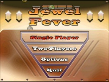 Screenshot af Jewel Fever