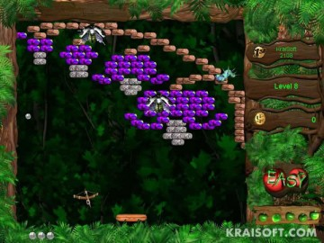 Screenshot af Warkanoid 2