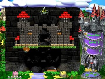 Screenshot af Warkanoid 3