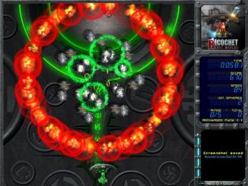 Screenshot af Ricochet: Recharged