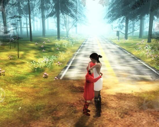 Screenshot af The Path