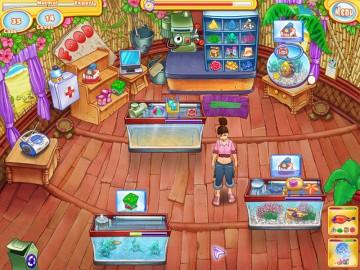 Screenshot af Jenny's Fish Shop