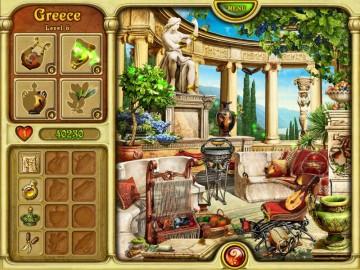 Screenshot af Call of Atlantis
