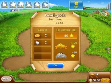 Screenshot af Farm Frenzy 2