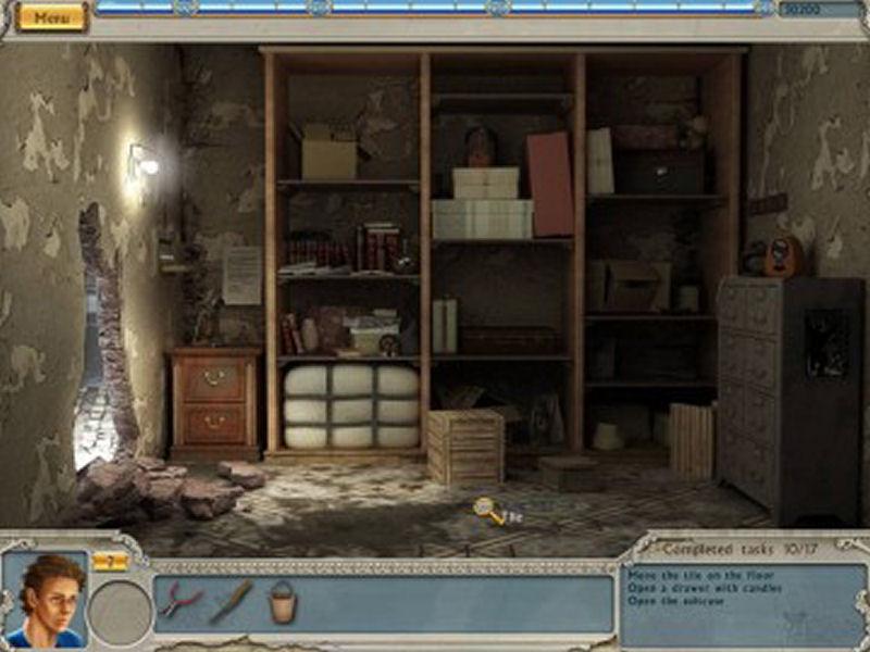 Screenshot af Alabama Smith in Escape from Pompeii
