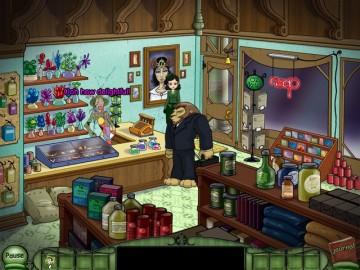 Screenshot af Emerald City Confidential