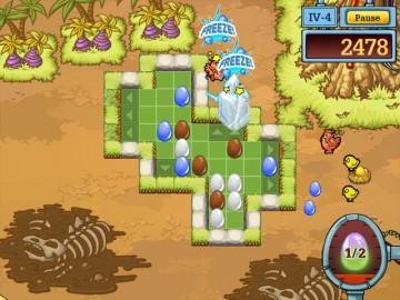 Screenshot af Egg vs Chicken