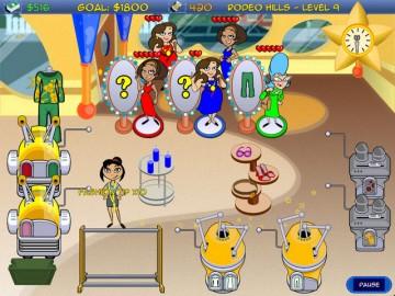 Screenshot af Dress Shop Hop