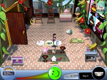 Screenshot af Daycare Nightmare: mini-monsters