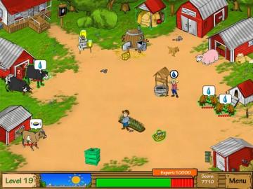 Screenshot af Dairy Dash