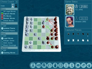 Screenshot af Chessmaster Challenge