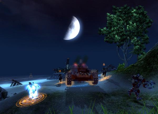 Screenshot af Savage 2