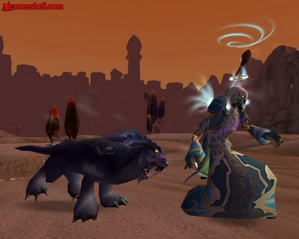 Screenshot af World of Warcraft