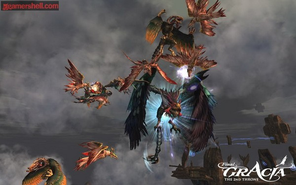 Screenshot af Lineage 2 Chaotic Throne