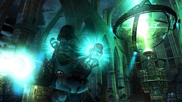 Screenshot af Wolfenstein