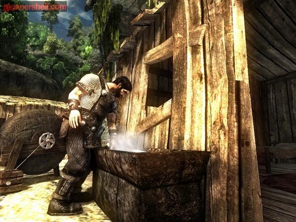 Screenshot af Risen