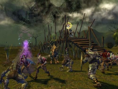 Screenshot af Guild Wars