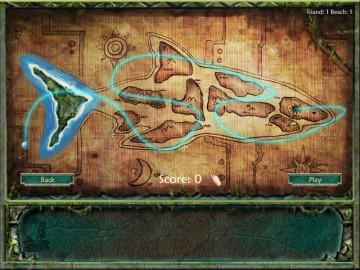 Screenshot af Mystery Of Shark Island